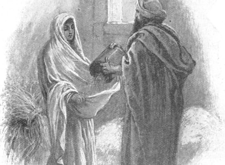 Ruth 3:15:  Boaz's Gift to Ruth