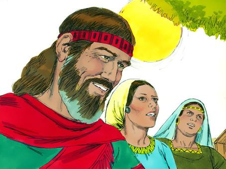 1 Samuel 1:1:  Introducing Elkanah, Father of Samuel