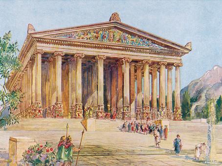 Heidegger's Bible Handbook: Ephesus: The City of Ephesus