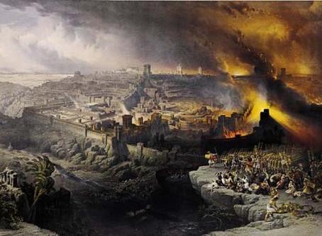 Judges 20:38-41: The Third Battle at Gibeah: Benjamin's Defeat, Part 2