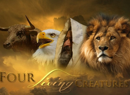Poole on Revelation 4:7: The Four Living Creatures, Part 2