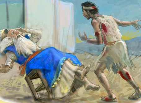 Poole on 1 Samuel 3:13: Samuel's First Oracle...Against the House of Eli! (Part 2)