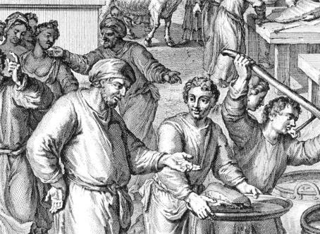 Poole on 1 Samuel 2:13, 14:  The Sacrilege of Eli's Sons, Part 1