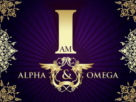 Revelation 1:8:  Alpha and Omega