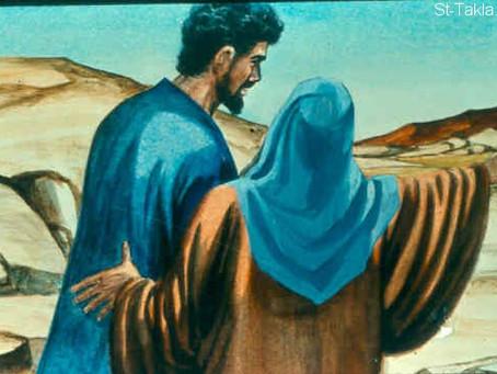 Poole on 1 Samuel 10:7, 8:  Samuel's Instructions to Saul