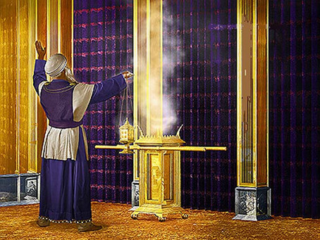 Poole on Revelation 8:3: Incense and Atonement