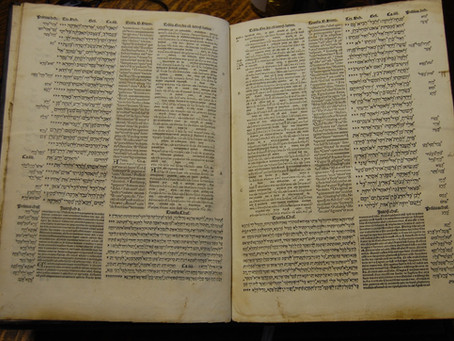 """Preface to Poole's """"Synopsis"""":  Translations of the Bible, Ancient and Modern"""