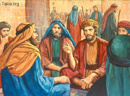 Ruth 4:3:  Boaz's Legal Proposal, Part 1