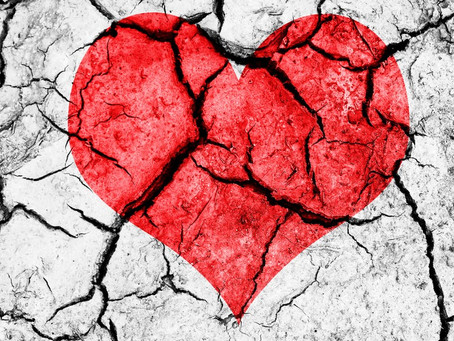 Revelation 2:4:  Loss of the First Love (Sadness)