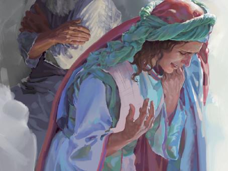 Poole on 1 Samuel 1:12-14:  Eli's Unjust Accusation of Hanna