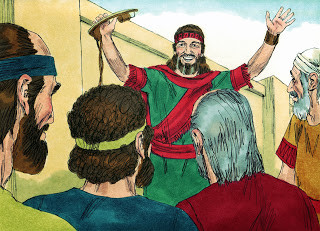 Ruth 4:9, 10:  Boaz's Right as Kinsman-Redeemer Proclaimed