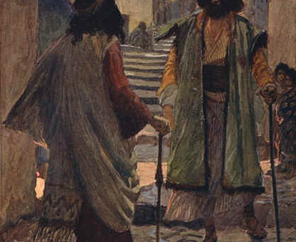 Poole on 1 Samuel 9:18-21: Saul's First Encounter with Samuel