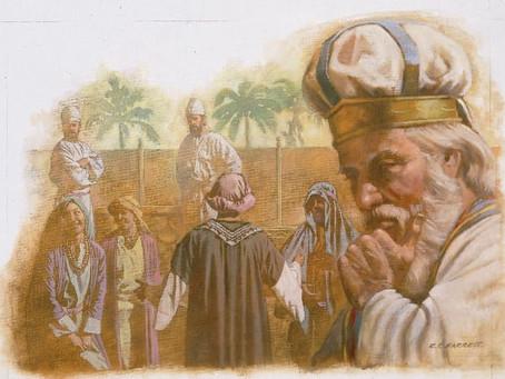 Poole on 1 Samuel 2:22:  The Debauchery of Eli's Sons