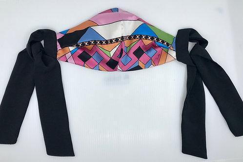 Face Mask - Geometric Colours
