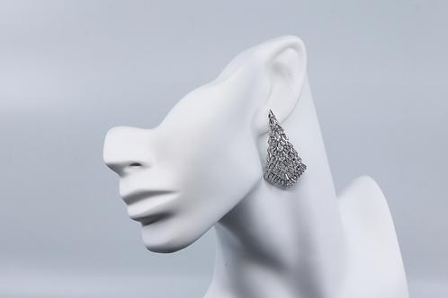 Tiered Chandelier Earrings