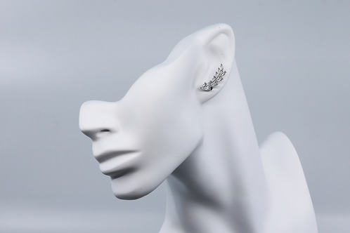 Marquise Vine Creeper Earrings