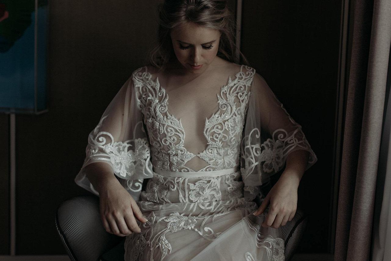 Philippa Galasso bridal wedding dress sydney couture