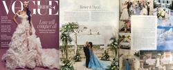 Philippa Galasso Bridal Couture Real Bride