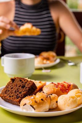Café da Manhã do Hotel Armação