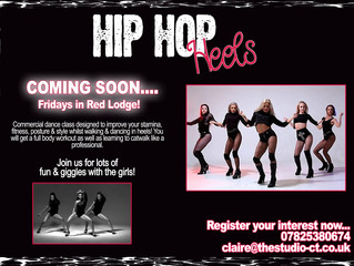 New heels class coming soon!