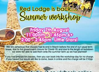 Red Lodge dancers...we're back!