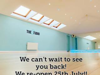 We'll be open soon!
