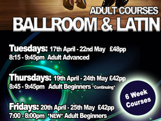 Adult classes at Flint Cross