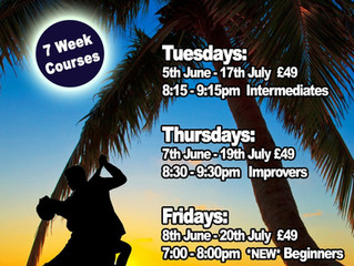 Learn to dance this summer!