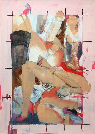 Fragmentierte Sinnlichkeit 1