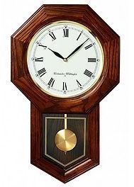 pendulum clock perfect sine wave