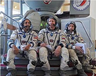 NASA study kosmonauts