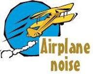 Airplane noise like pemf