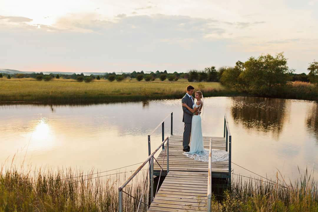 Boat Dock Wedding