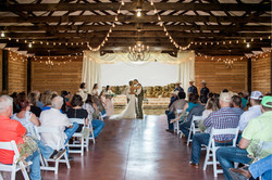 Barn Wedding Rustic
