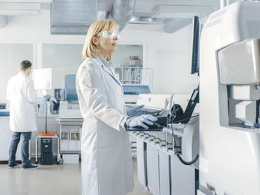 Laboratorios biotecnológicos