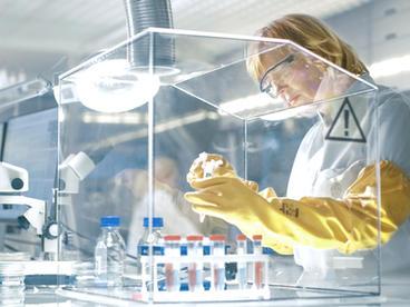 Laboratorios de nivel 2 y 3, y de contención biológica