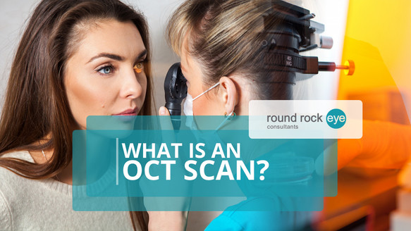 What Is An OCT Scan?