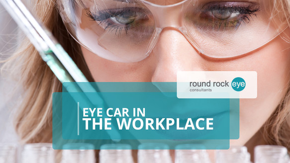 Eye Care In The Workplace
