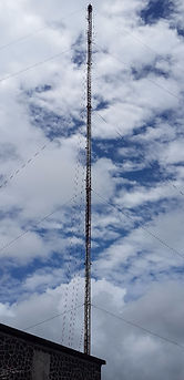 maxworks maintenance of transmitting station mast