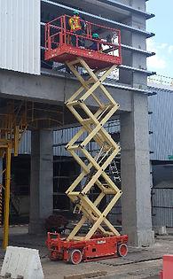 maxworks elevated work platform