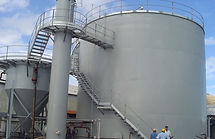 maxworks tank for water treatment plant