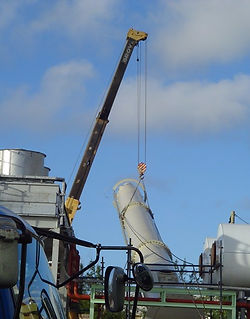 maxworks electromechanical erection works for ceb in rodrigues