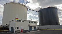 maxworks tank conversion ammonia to gasoil