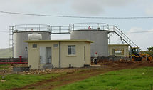 maxworks jet A1 fuel depot for rodrigues airport
