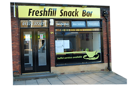 Freshfill Snack Bar, buffet in Grays, party food, catering, turrock, finger buffets