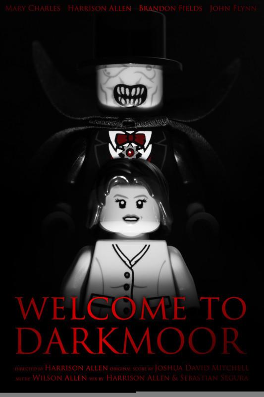 Welcome to Darkmoor Poster