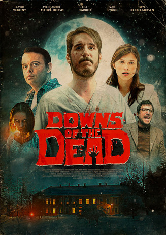 Downs of the Dead Poster