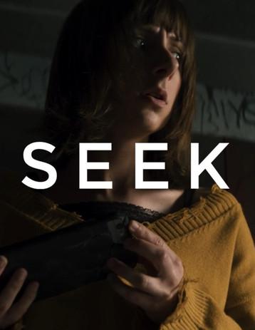 Seek Poster