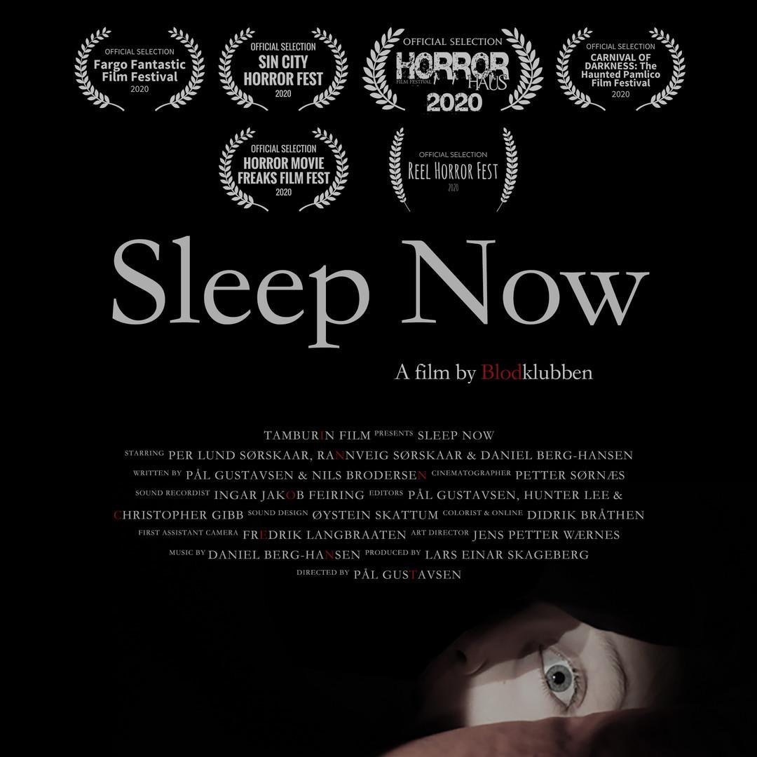 Sleep Now Poster