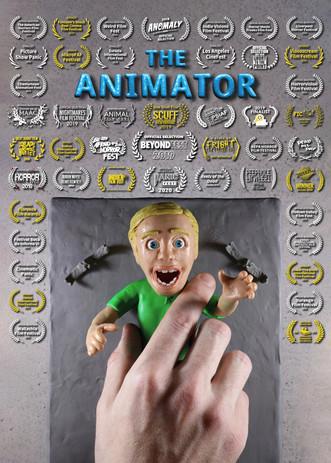 The Animator Poster